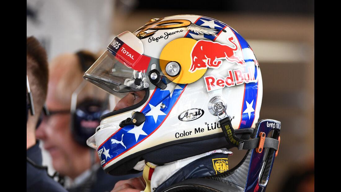 Daniel Ricciardo - Red Bull - Formel 1 - GP USA - Austin - 21. Oktober 2016