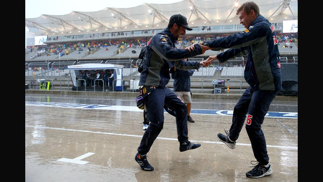 Daniel Ricciardo - Red Bull - Formel 1 - GP USA - Austin - Formel 1 - 24. Oktober 2015
