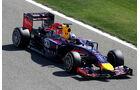 Daniel Ricciardo - Red Bull - Formel 1 - Test 1 - GP Bahrain 2014