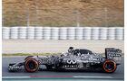 Daniel Ricciardo - Red Bull - Formel 1-Test - Barcelona - 1. März 2015