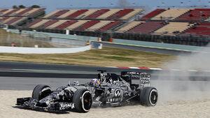 Daniel Ricciardo - Red Bull - Formel 1-Test - Barcelona - 19. Februar 2015