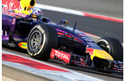 Daniel Ricciardo - Red Bull - Formel 1 - Test - GP Bahrain - 9. April 2014