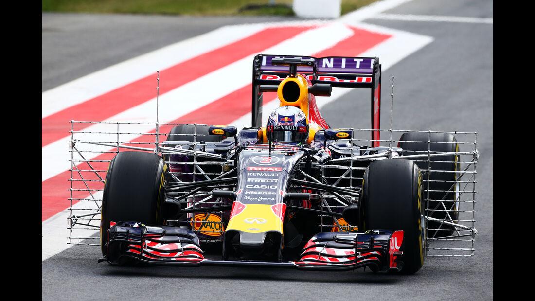 Daniel Ricciardo - Red Bull - Formel 1-Test - Spielberg - 24. Juni 2015