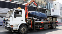 Daniel Ricciardo - Red Bull - Formel 1 - Young Driver Test - Silverstone - 18. Juli 2013