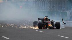 Daniel Ricciardo - Red Bull - GP Aserbaidschan - Formel 1 - 29. April 2018