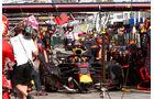Daniel Ricciardo - Red Bull - GP Australien 2018 - Melbourne - Rennen