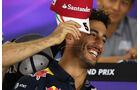 Daniel Ricciardo - Red Bull - GP Australien - Melbourne - 17. März 2016