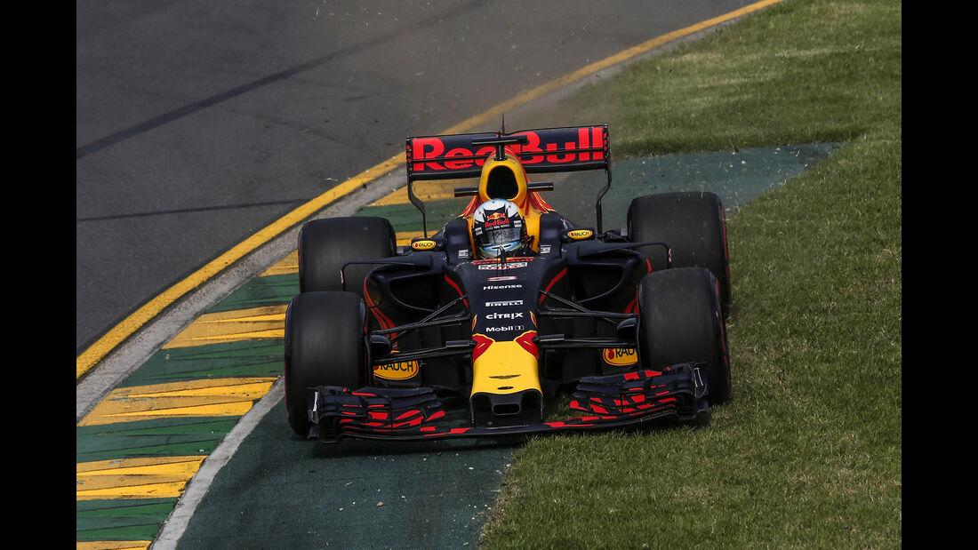 Daniel Ricciardo - Red Bull - GP Australien - Melbourne - 24. März 2017