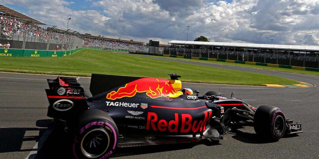 Daniel Ricciardo - Red Bull - GP Australien - Melbourne - 25. März 2017