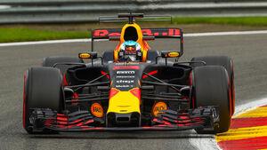Daniel Ricciardo - Red Bull - GP Belgien 2017