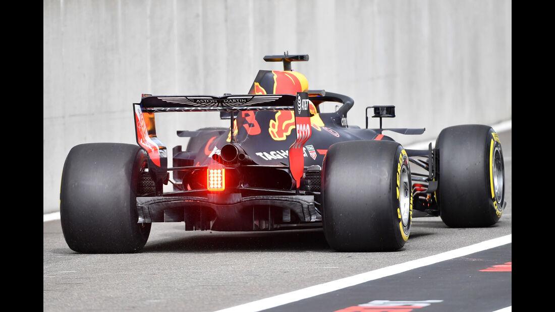 Daniel Ricciardo - Red Bull - GP Belgien - Spa-Francorchamps - 24. August 2018