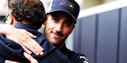 Daniel Ricciardo - Red Bull - GP Brasilien 2018