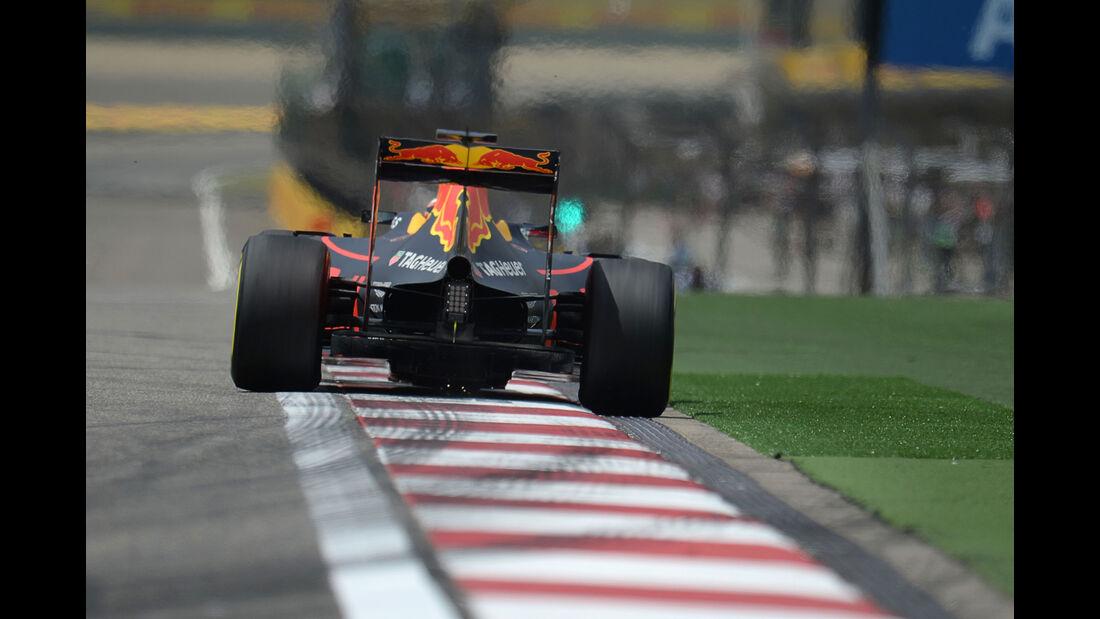 Daniel Ricciardo - Red Bull - GP China - Shanghai - Freitag - 15.04.2016