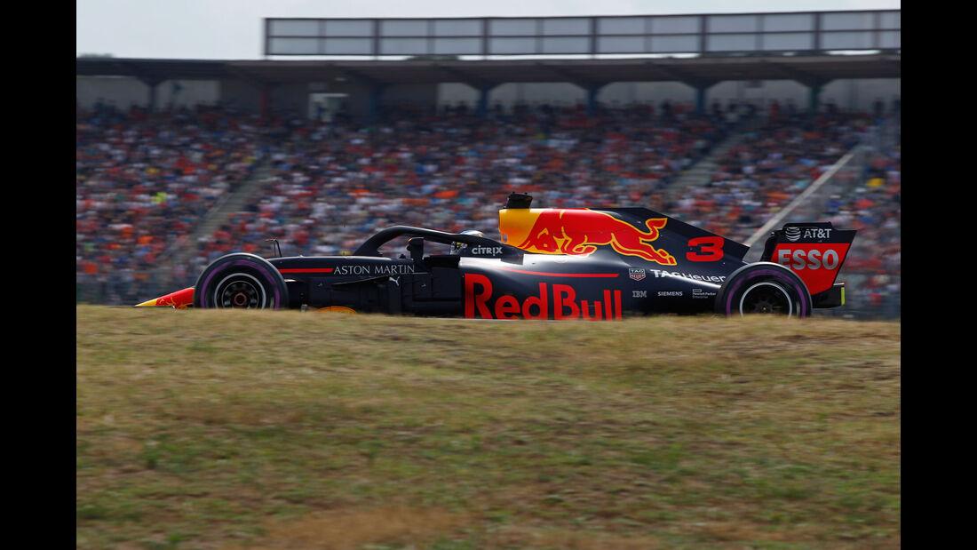 Daniel Ricciardo - Red Bull - GP Deutschland 2018 - Hockenheim - Qualifying - Formel 1 - Samstag - 21.7.2018