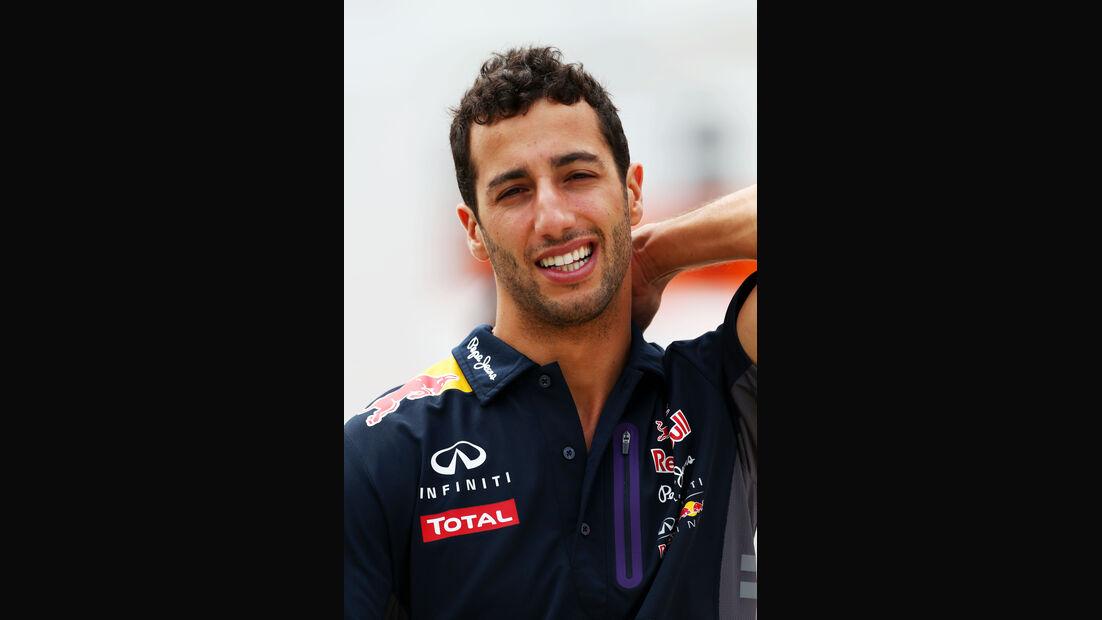Daniel Ricciardo - Red Bull - GP England - Silverstone - Donnerstag - 2.7.2015