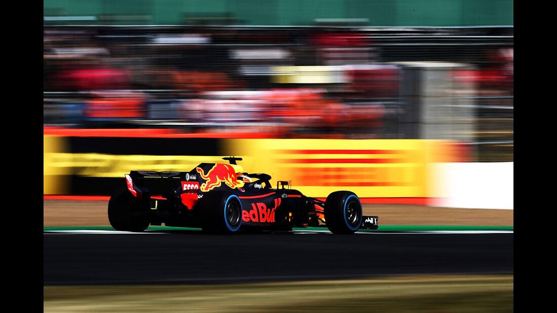 Daniel Ricciardo - Red Bull - GP England - Silverstone - Formel 1 - Freitag - 6.7.2018