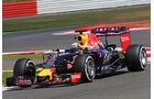 Daniel Ricciardo - Red Bull - GP England - Silverstone - Qualifying - Samstag - 4.7.2015