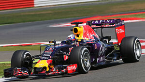 Daniel Ricciardo - Red Bull - GP England - Silverstone - Qualifying - Smastag - 4.7.2015