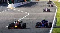 Daniel Ricciardo - Red Bull - GP Japan 2018 - Suzuka - Rennen