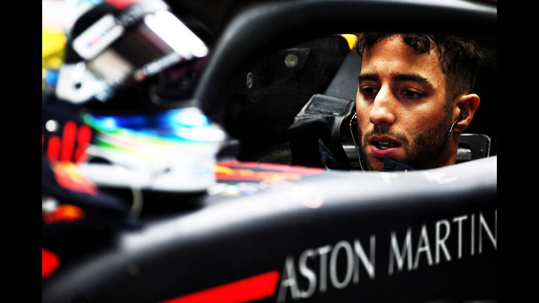Daniel Ricciardo - Red Bull - GP Japan - Suzuka - Formel 1 - Freitag - 5.10.2018
