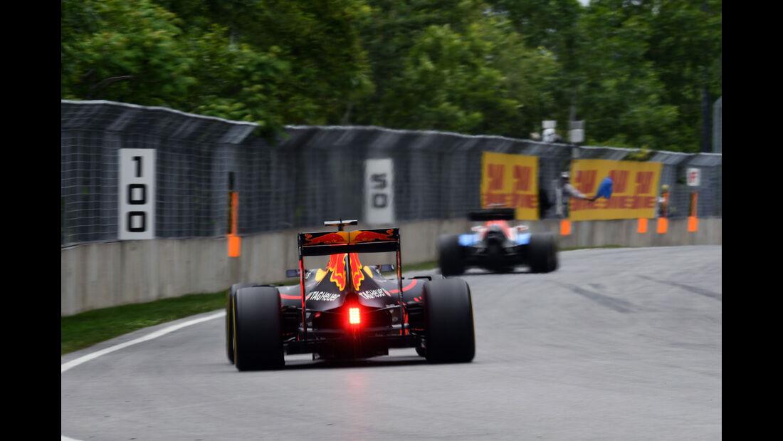 Daniel Ricciardo - Red Bull - GP Kanada 2016 - Montreal