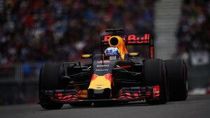 Daniel Ricciardo - Red Bull - GP Kanada 2016 - Montreal - Qualifying