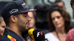 Daniel Ricciardo - Red Bull - GP Malaysia - Sepang - Formel 1 - Donnerstag - 28.9.2017