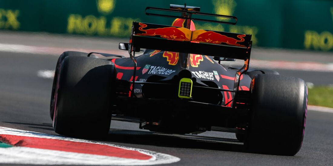 Daniel Ricciardo - Red Bull - GP Mexiko - Formel 1 - Freitag - 28.10.2017