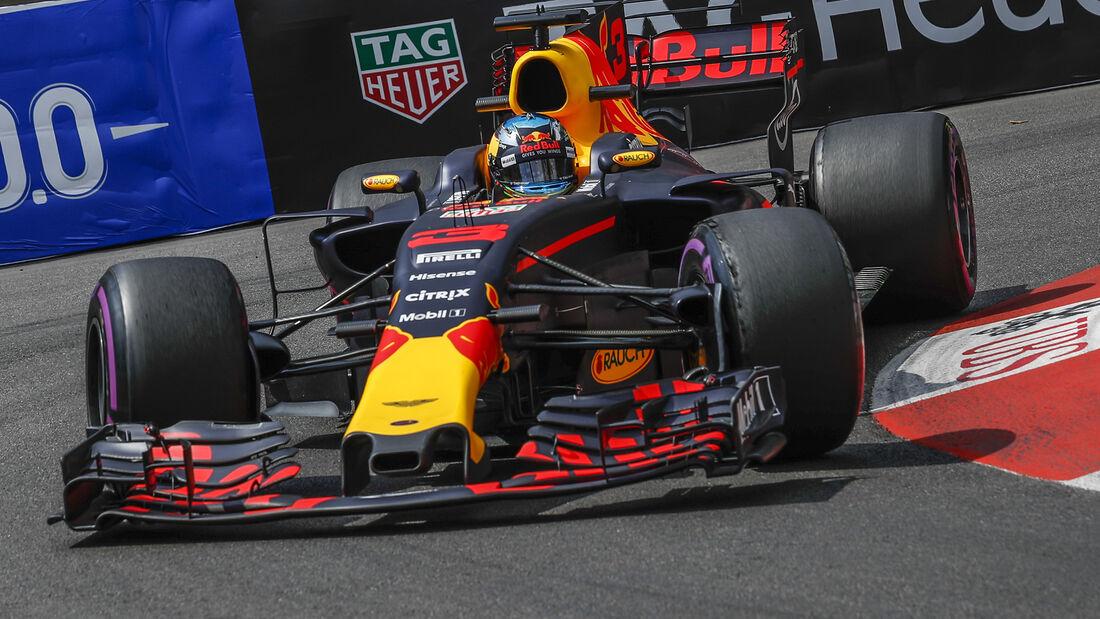 Daniel Ricciardo - Red Bull - GP Monaco 2017
