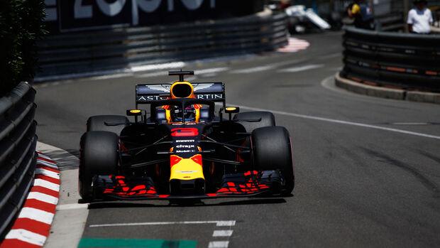 Daniel Ricciardo - Red Bull - GP Monaco - Formel 1