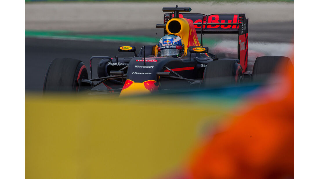 Daniel Ricciardo - Red Bull - GP Österreich 2016