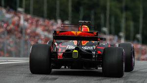 Daniel Ricciardo - Red Bull - GP Österreich 2017 - Qualifying