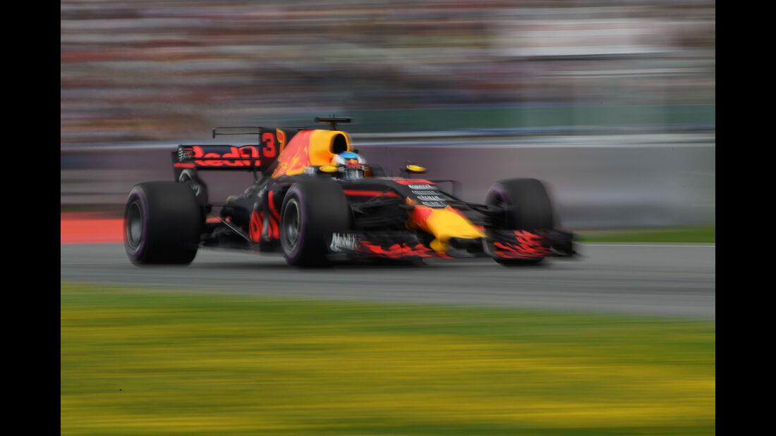 Daniel Ricciardo - Red Bull - GP Österreich 2017 - Spielberg - Qualifying