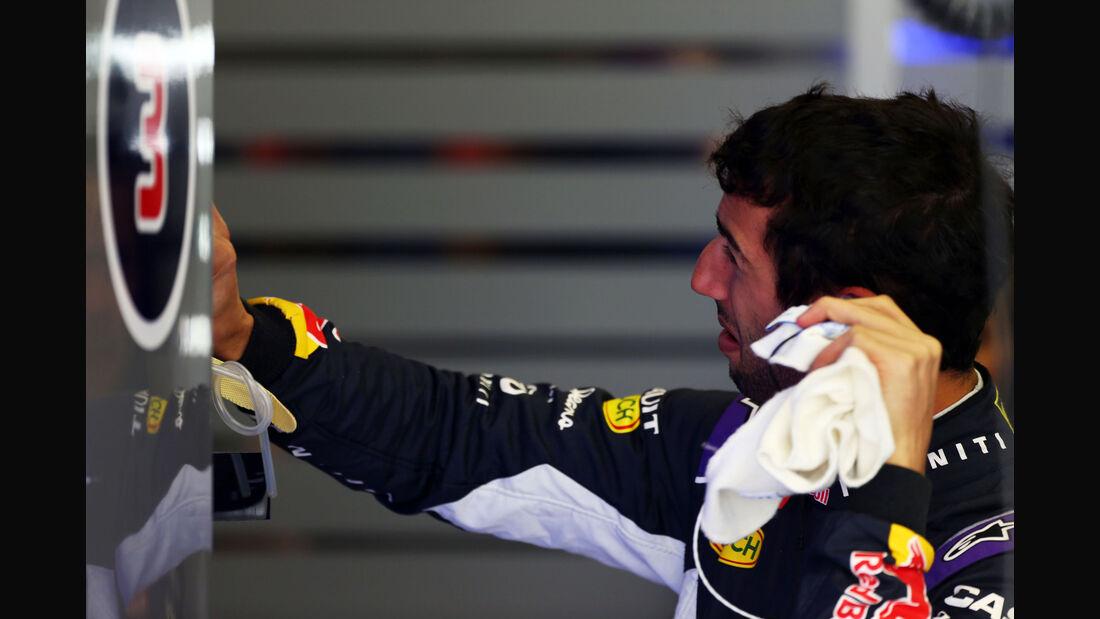Daniel Ricciardo - Red Bull - GP Österreich - Qualifiying - Formel 1 - Samstag - 20.6.2015