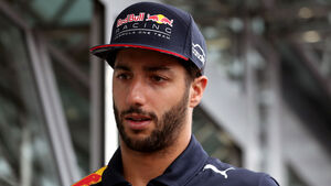 Daniel Ricciardo - Red Bull - GP Österreich - Spielberg - Donnerstag - 6.7.2017