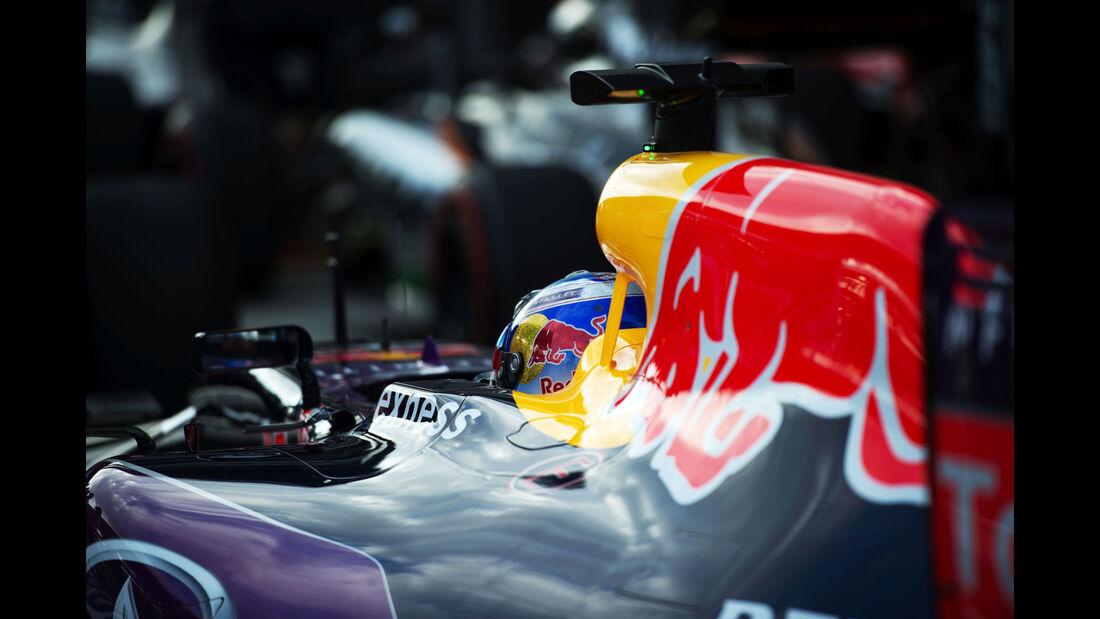 Daniel Ricciardo - Red Bull - GP Russland - Qualifying - Samstag - 10.10.2015