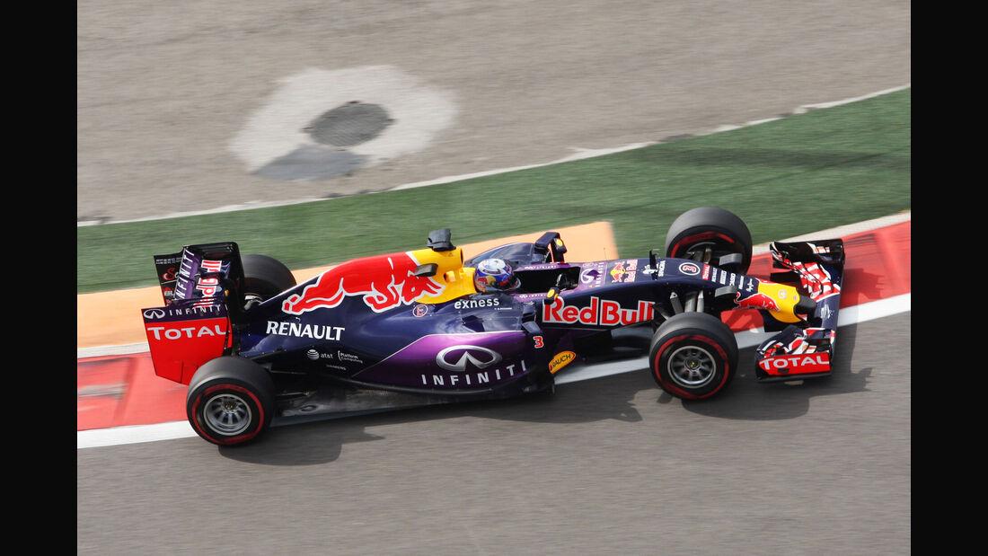 Daniel Ricciardo - Red Bull - GP Russland - Sochi - Samstag - 10.10.2015