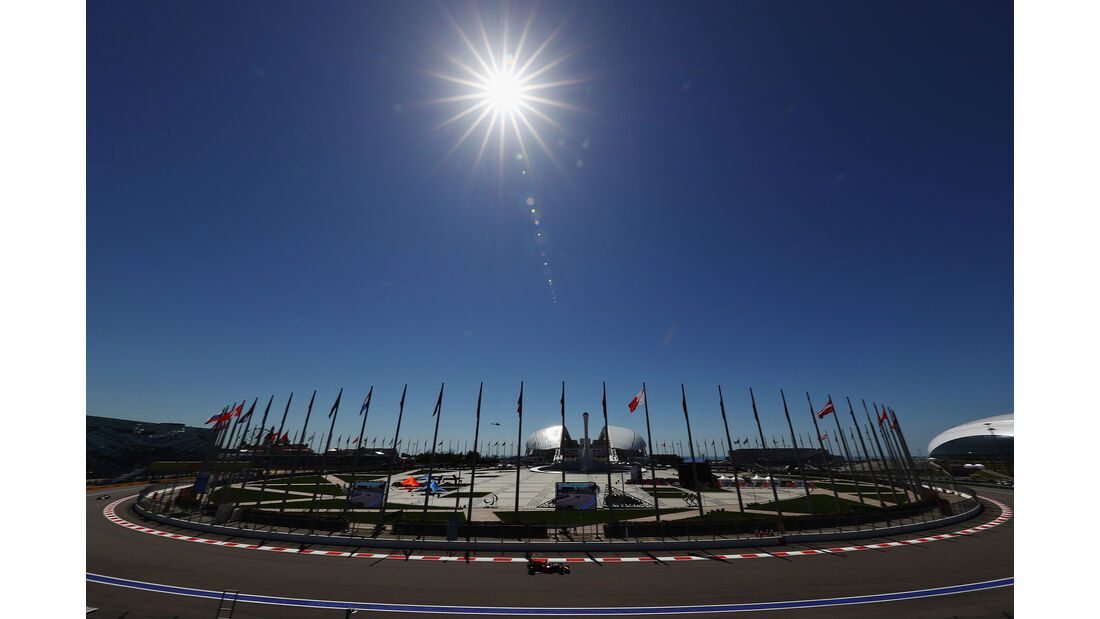 Daniel Ricciardo - Red Bull - GP Russland - Sotschi  - Formel 1 - 28. April 2017
