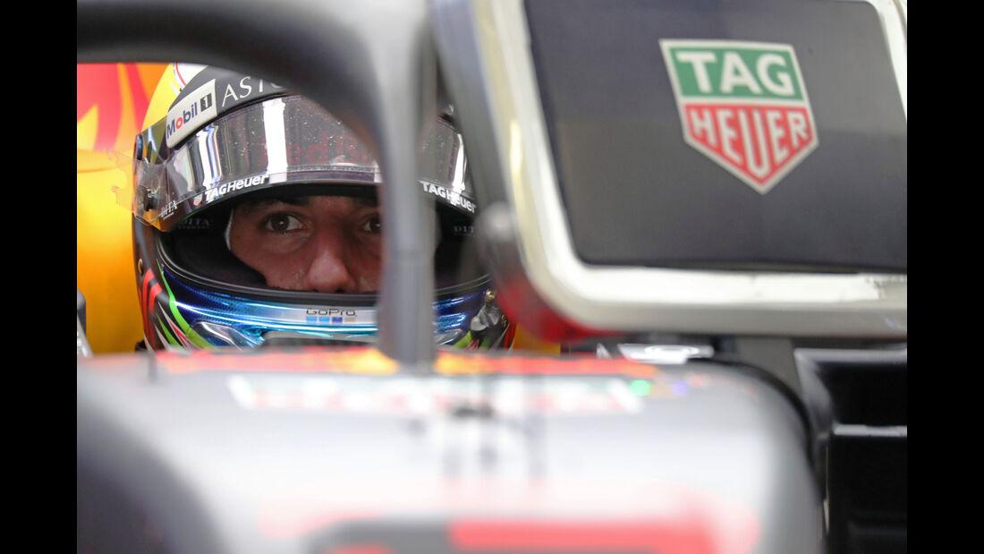 Daniel Ricciardo - Red Bull - GP Russland - Sotschi - Formel 1 - Freitag - 28.9.2018