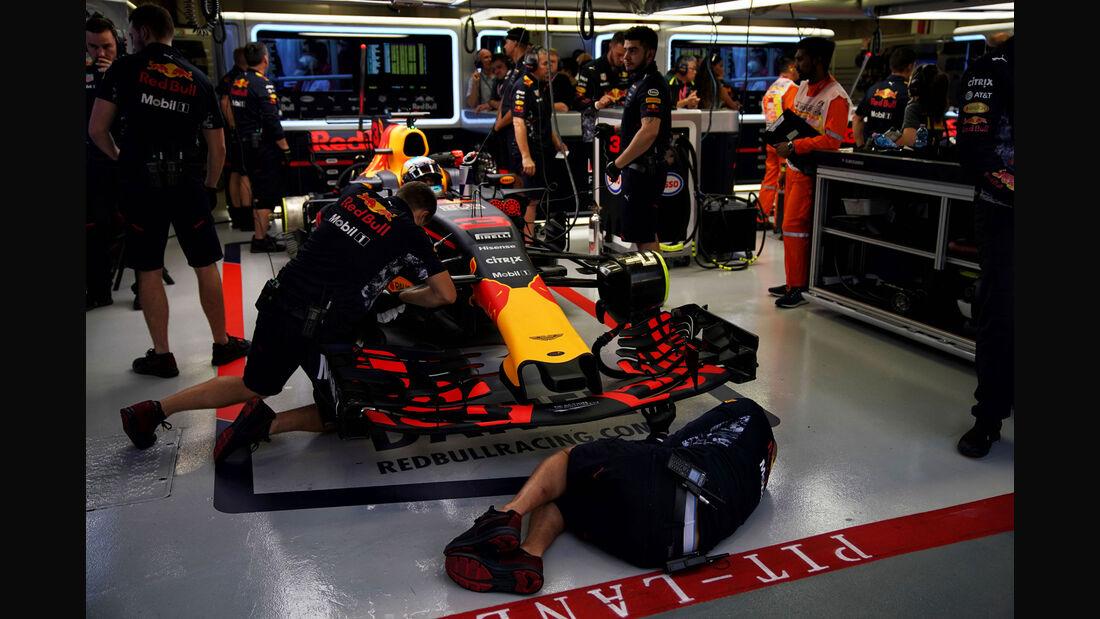 Daniel Ricciardo - Red Bull - GP Singapur - Qualifying