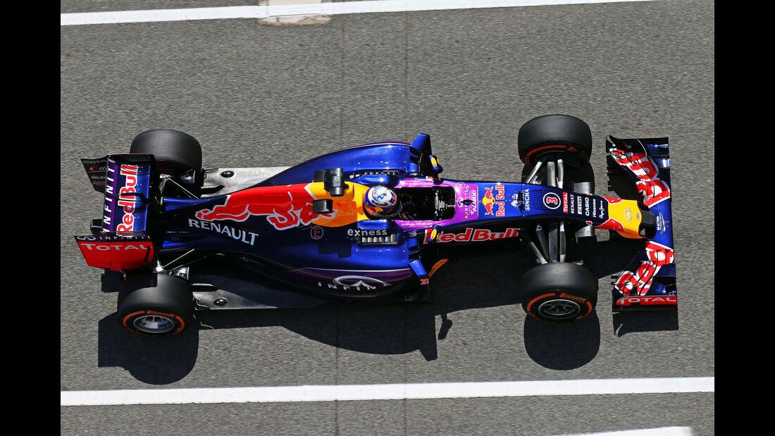Daniel Ricciardo - Red Bull - GP Spanien 2015 - Barcelona - Freitag - 8.5.2015