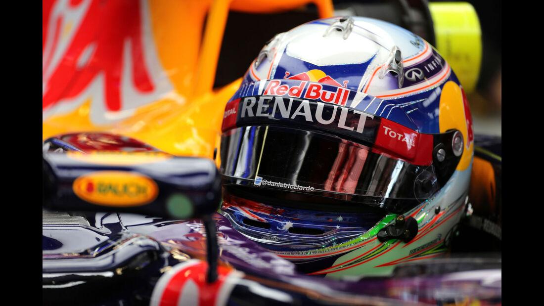 Daniel Ricciardo - Red Bull - GP Spanien - Barcelona - Freitag - 8.5.2015