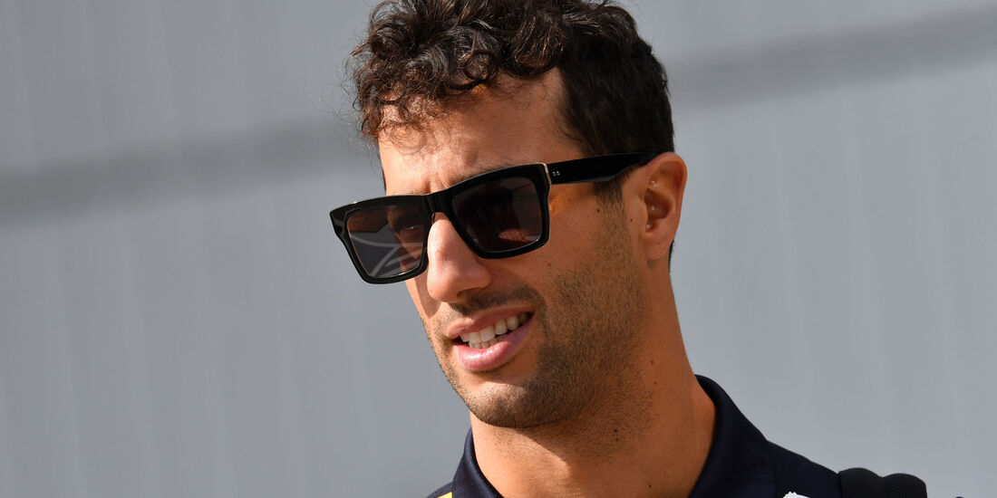 Daniel Ricciardo - Red Bull - GP Ungarn - Budapest - Formel 1 - Freitag - 27.7.2018