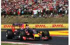Daniel Ricciardo - Red Bull - GP Ungarn - Budapest - Rennen - Sonntag - 26.7.2015