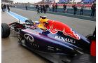 Daniel Ricciardo - Red Bull - Jerez - Test 2014