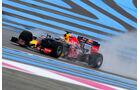 Daniel Ricciardo - Red Bull - Pirelli Regentest - Paul Ricard - 25. Januar 2016