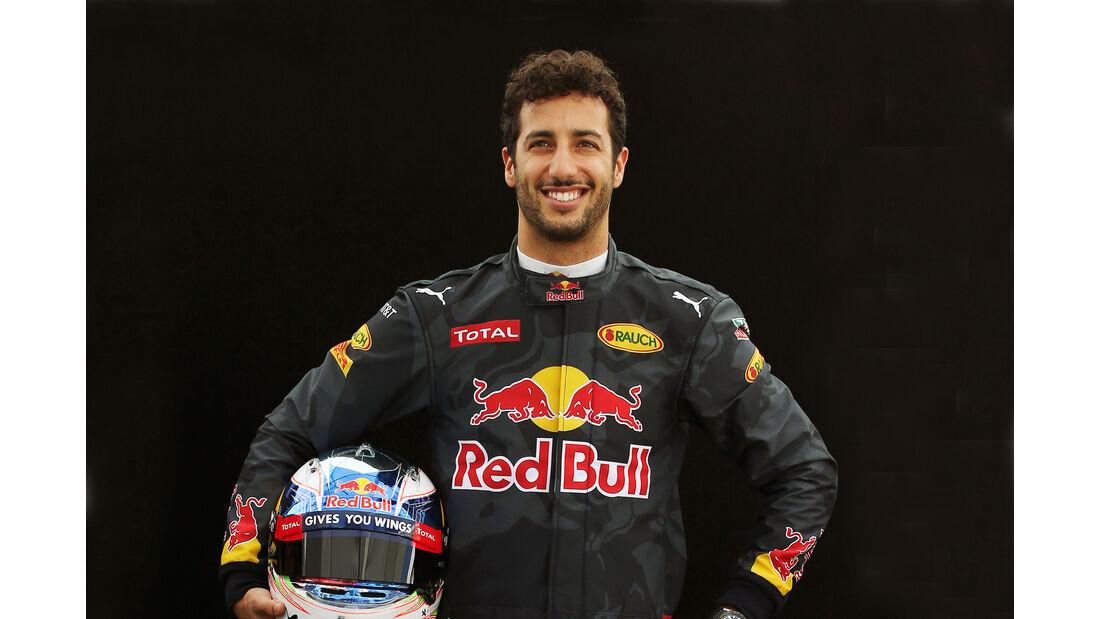 Daniel Ricciardo - Red Bull - Porträt - Formel 1 - 2016