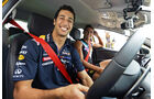 Daniel Ricciardo - Red Bull - Privatautos