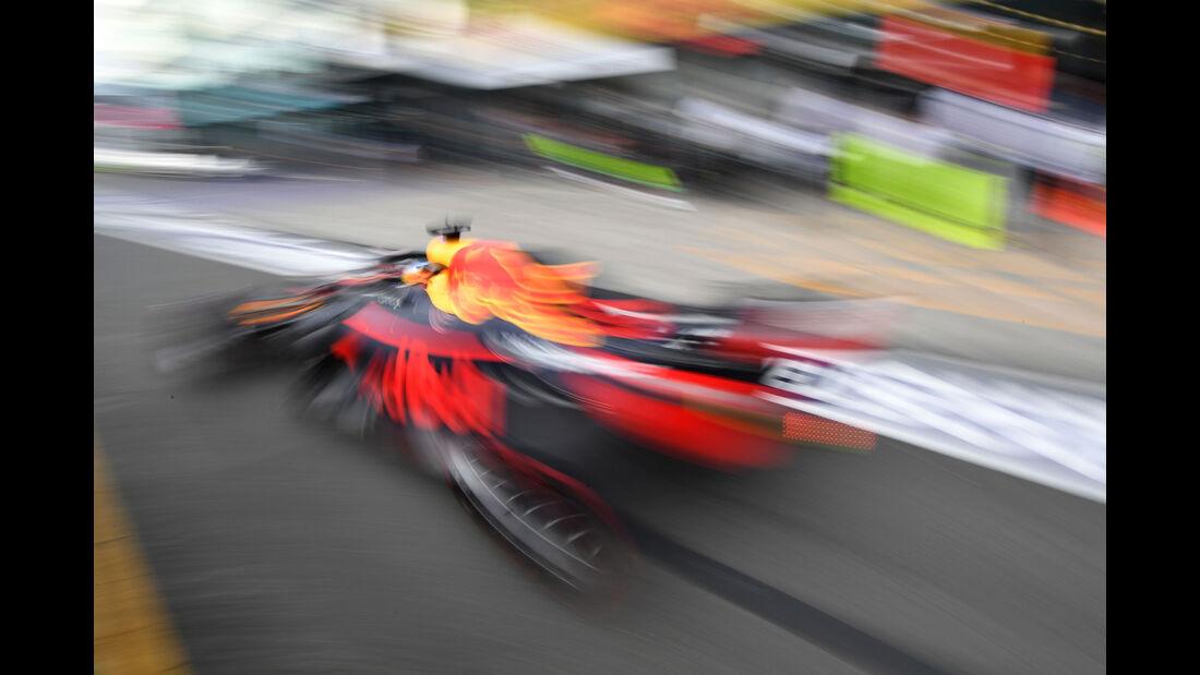Daniel Ricciardo - Red Bull - Qualifying - GP Australien 2018 - Melbourne