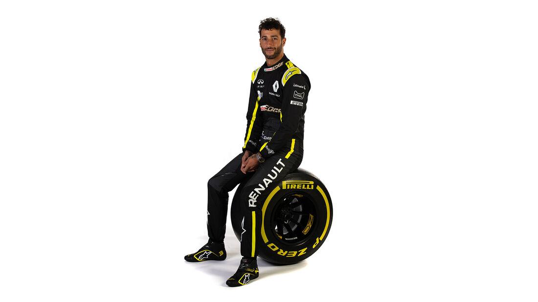 Daniel Ricciardo - Renault - 2020
